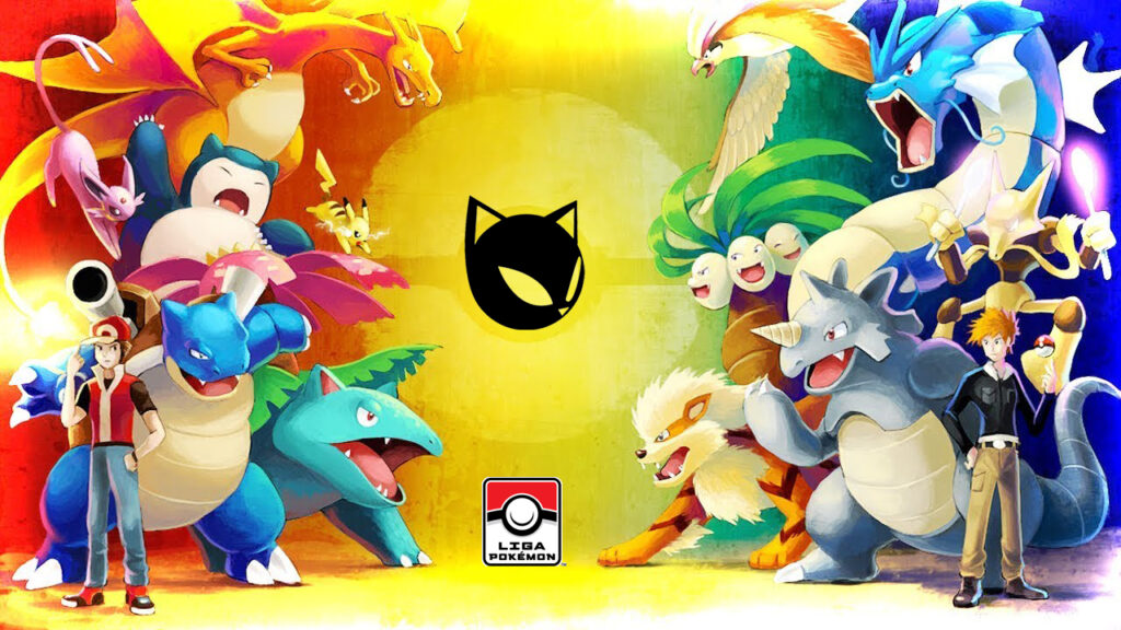 pokemon x pokemon liga